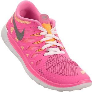 Nike Free 5.0 Womens Sneakers Size 5.5